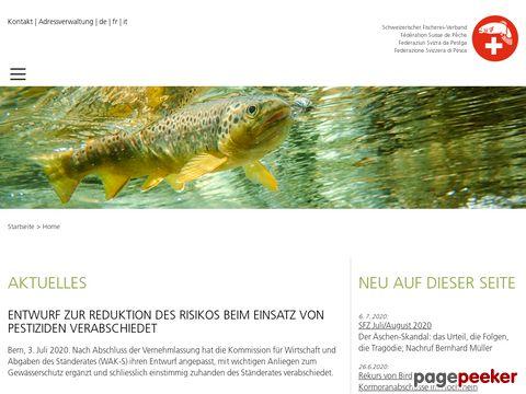 Schweizerischer Fischerei-Verband