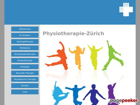 Physiotherapie Zürich - Seefeld