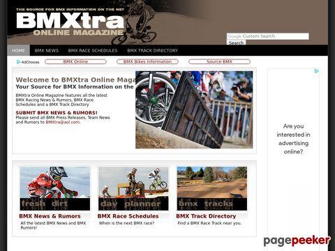 BMXtra Online Magazine