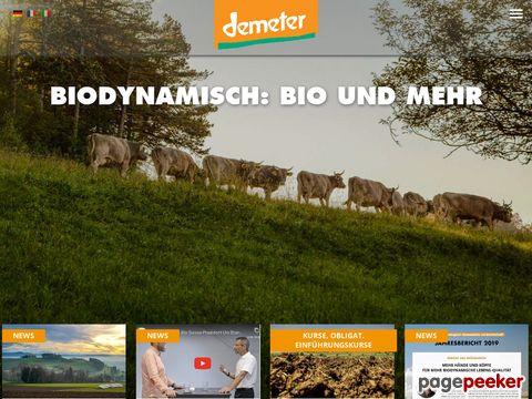 demeter biologisch-dynamisch