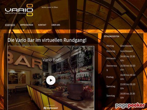 Vario Bar (Olten)