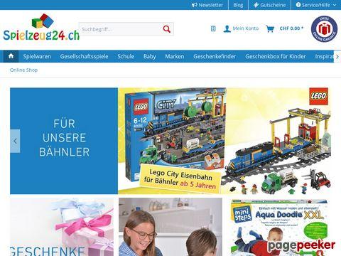 Spielzeug24 - Spielwaren Online Shop