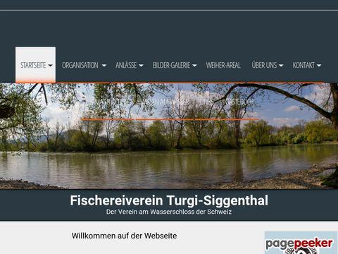 Fischereiverein Turgi-Siggenthal (FVTS)
