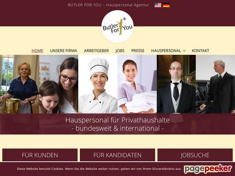 butlerforyou.de - Wirtschafterpaare in Berlin