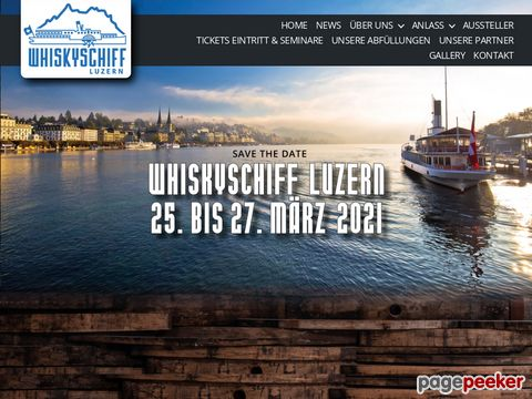 Whiskyschiff Luzern