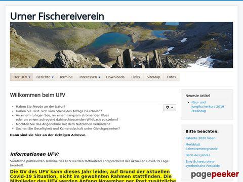Urner Fischereiverein (Kanton Uri)