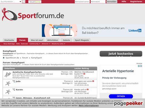 ninjas.de - Das Kampfsport Portal