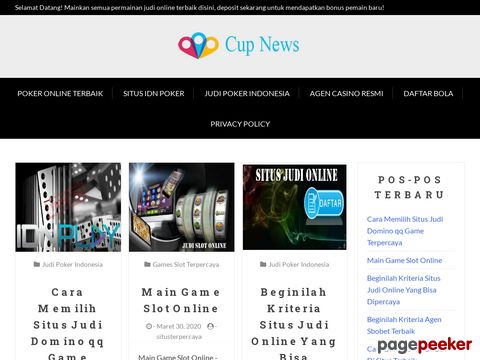 americascupnews.com - Americas Cup Global Information Service