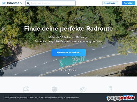 bikemap.net - Deine Radtouren im Web
