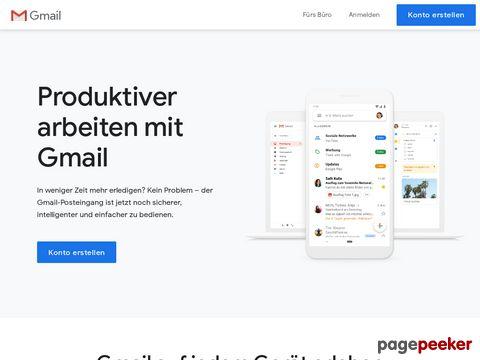 gmail.com - Google Email Service