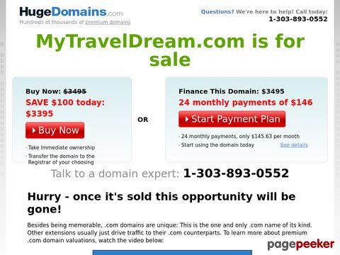 Mytraveldream.com - Hotel Auktionen