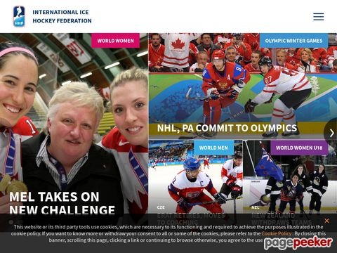 International Ice Hockey Federation (IIHF)