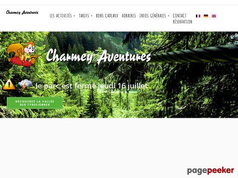 Charmey Aventures Seilpark