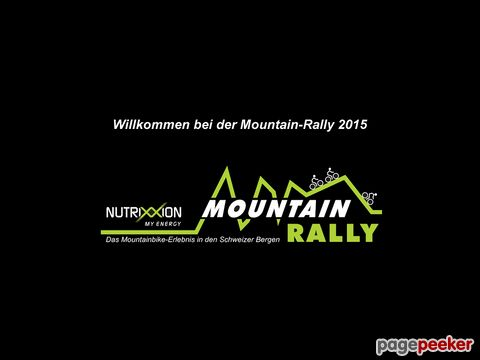 mountain-rally.ch - MAXIM Mountain-Rally