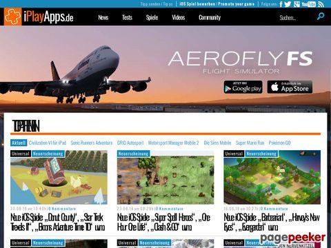 iPlayApps.de - iPhone & iPad Spiele Magazin