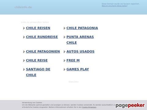 chileinfo.de - Ihre deutschsprachige Internetseite Chiles