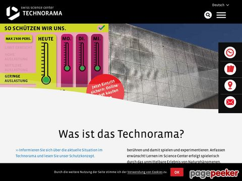 Technorama - the swiss science center (Winterthur, Zürich)