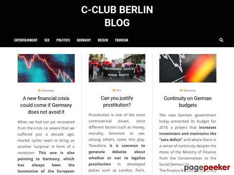 Columbia Club | Berlin