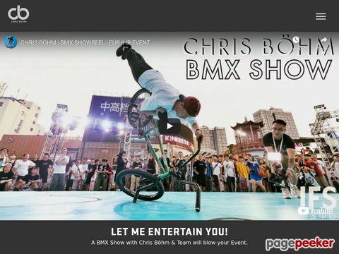 bmxshow.ch - BMX Show-Team aus der Schweiz!
