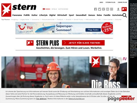 stern.de - das Online-Magazin des stern