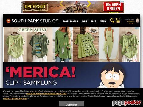 southpark.de - South Park Folgen Anschauen