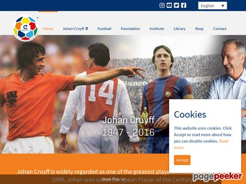 Johan Cruyff (Niederlande)
