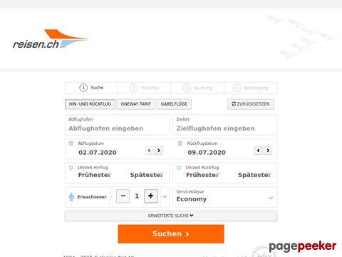 Reise Portal