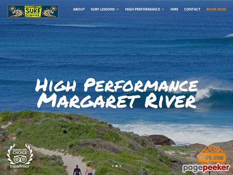 Learn to Surf - Margaret River Surf School