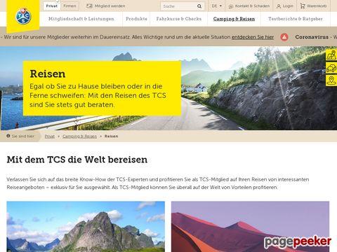 Reisen & Freizeit TCS