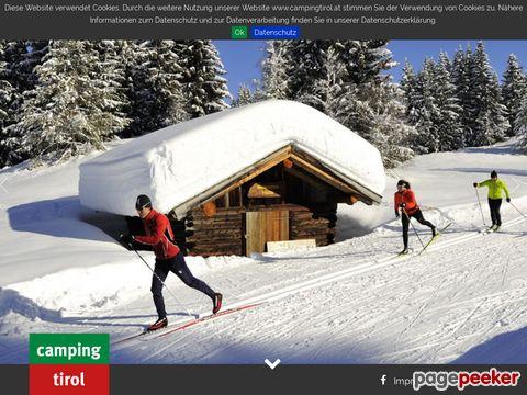 campingtirol.net - Camping in Tirol