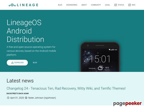 LineageOS - Custom Android ROM