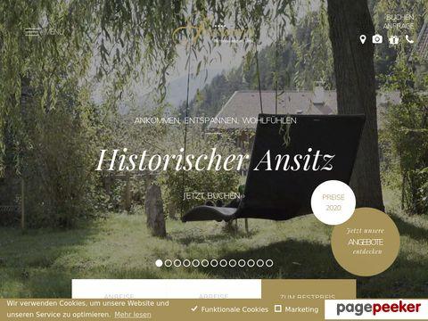 Strasserwirt**** Herrenansitz zu Tirol Strassen