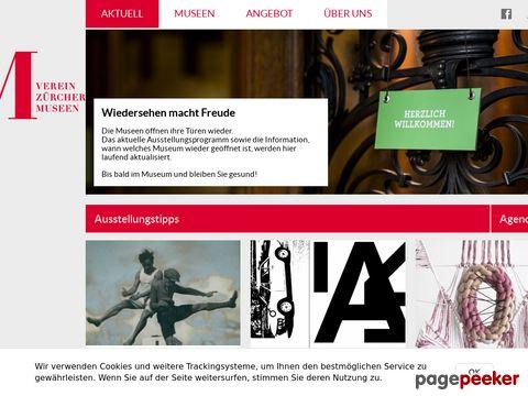 VZM - Verein Zürcher Museen