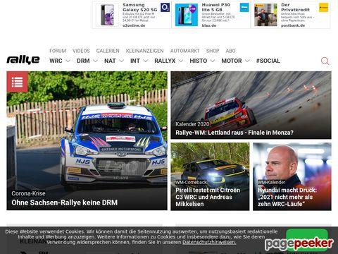 rallye-magazin.de::Das Rallye-Magazin im Internet
