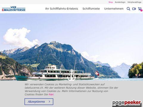SGV - Schifffahrtsgesellschaft des Vierwaldstättersees