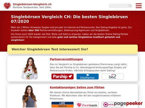 Schweizer singlebörsen kostenlos