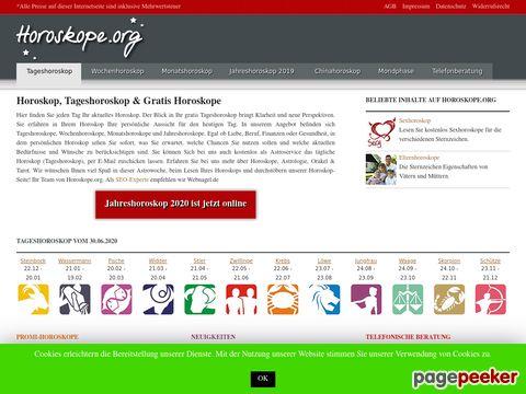 Horoskope.org