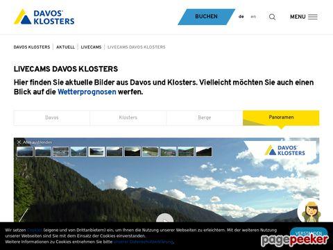 Davos - Livecams