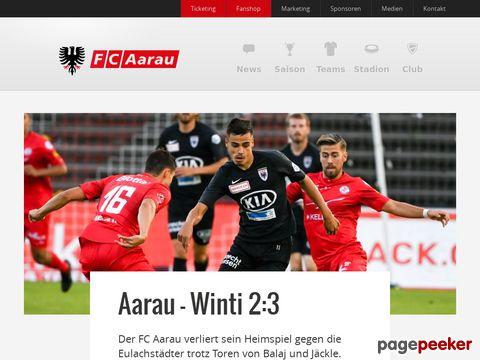 FCA - Fussball-Club Aarau