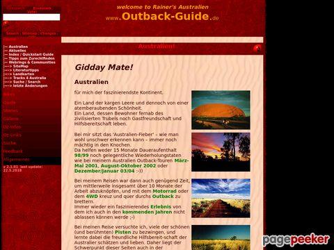 outback-guide.de - Australien Outback-Guide