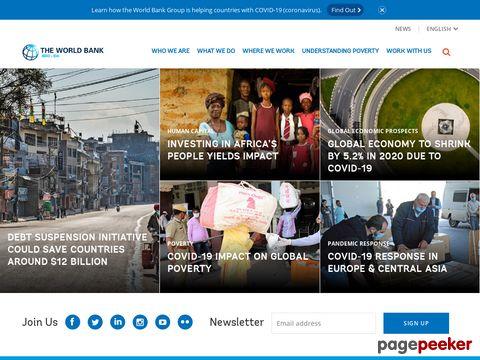 Weltbank - The World Bank