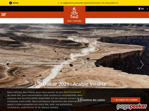 Rallye Dakar (africa)