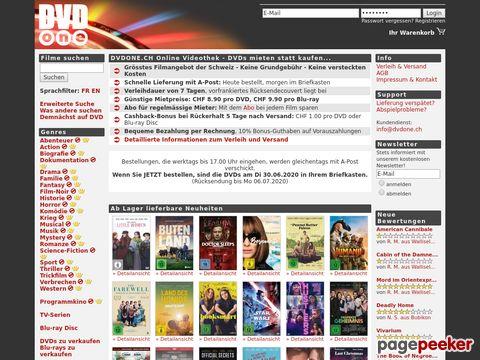 filmexx.ch - Online DVD Verleih