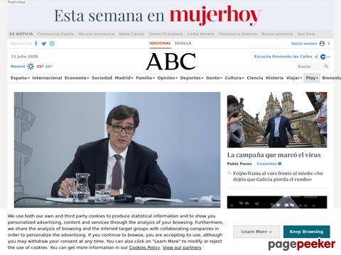 ABC.es: Noticias de España y del mundo (Spanien)