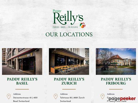 Paddy Reillys Irish Pub