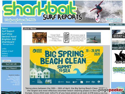 sharkbait.co.uk - Brighton Beach - Surf Report