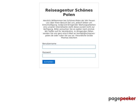 schoenes-polen.de - Ihr Partner für erholsamen Urlaub und aktive Ferien in Polen