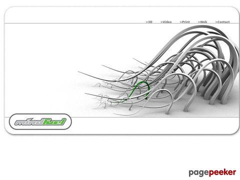 mindfuel.ch - 3D - Video - Print - Web