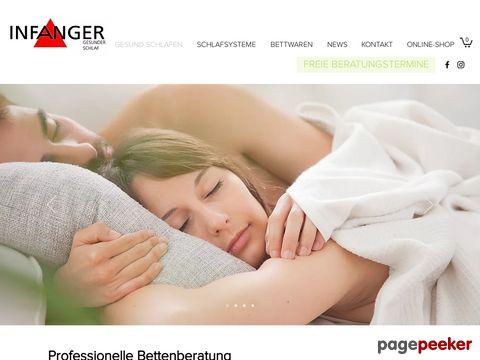 Gesunder Schlaf: Gesundheitsmatratzen und mehr