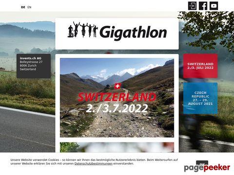 gigathlon.ch - Gigathlon Schweiz